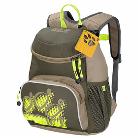 Jack Wolfskin Little Joe Backpack Kids grape leaf